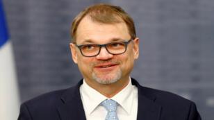 رئيس وزراء فلنلندا يوها سيبيلا