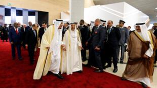 / وصول الوفود العربية للقمة