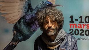 الفنان الفلسطيني جوان الصفدي