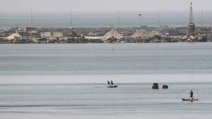 صيادون في سواحل قطاع غزة