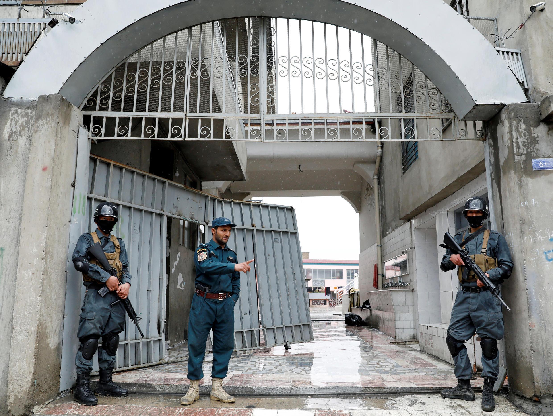 police- afghanistan