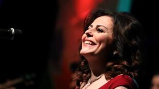 المغنية السورية ميادة بسيليس