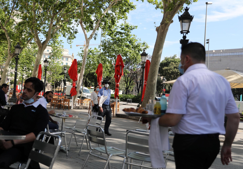 المطاعم في إسبانيا