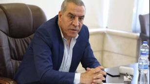 وزير الشؤون المدنية الفلسطينية حسين الشيخ