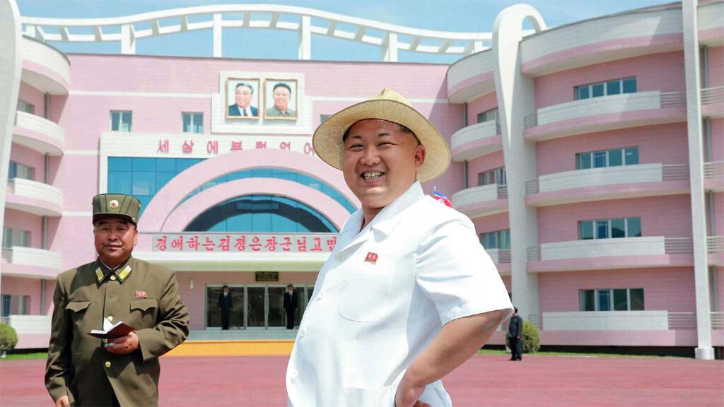 كيم جونغ أون 2 حزيران/يونيو 2015