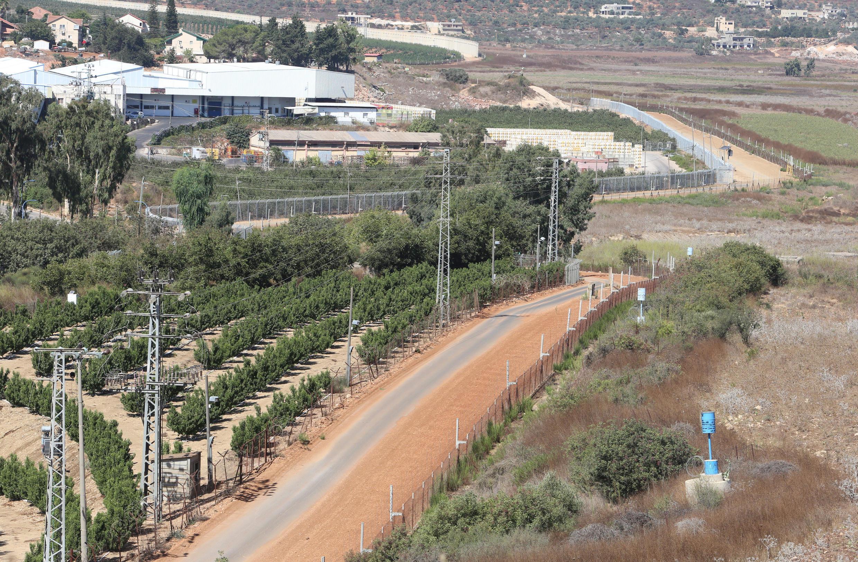 lebanese_israeli_borders_khiam_village_south