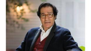 وزير الثقافة المصري السابق الفنان فاروق حسني