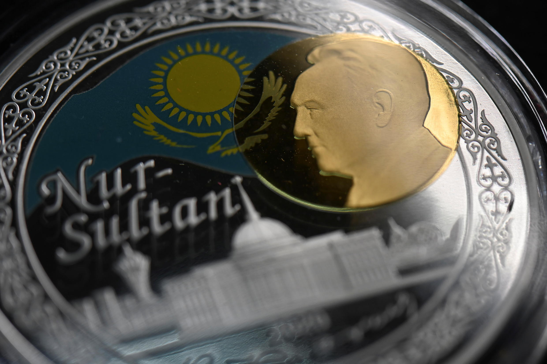 2021-04-30T093738Z_907909981_RC296N9Y2C9I_RTRMADP_3_KAZAKHSTAN-NAZARBAYEV-COIN