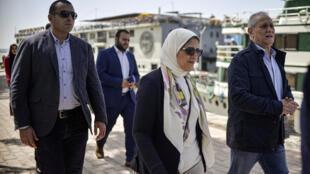 ministre santé Egypte