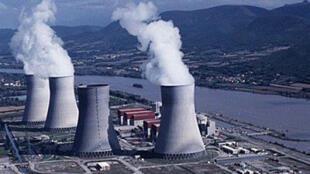 مفاعل نووي فرنسي ( صورة توضيحية)
