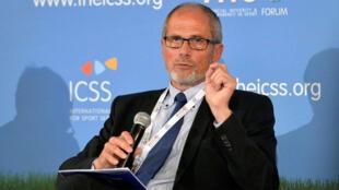 لارس-كريستر أولسون رئيس رابطة بطولات الدوري الأوروبية