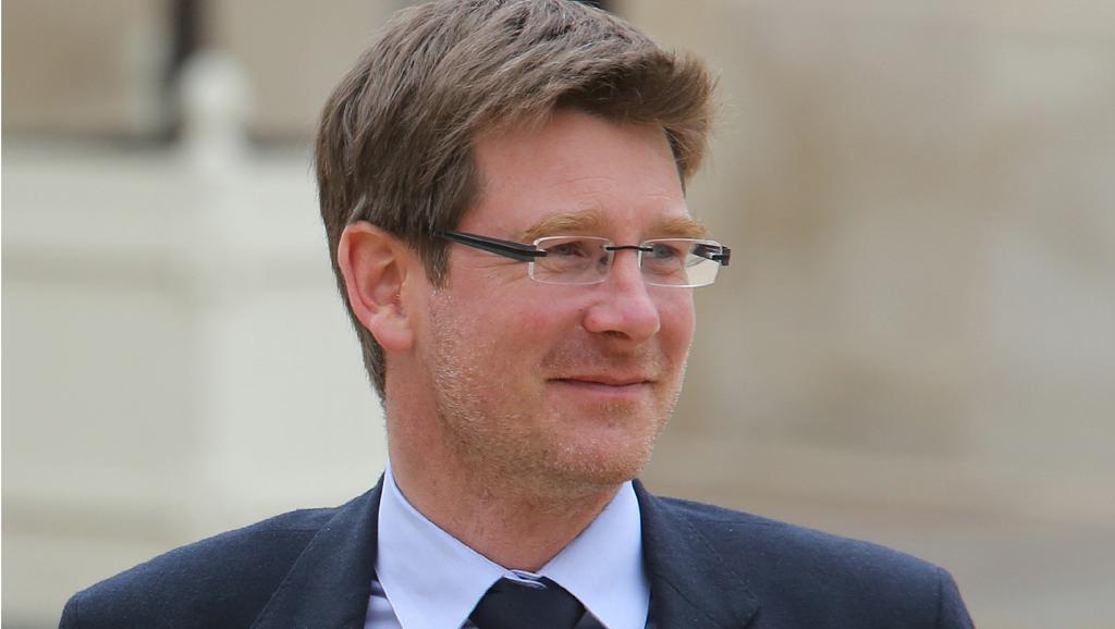 باسكال كانفين أحد مرشحي الحزب الحاكم في فرنسا إلى الانتخابات البرلمانية الأوروبية