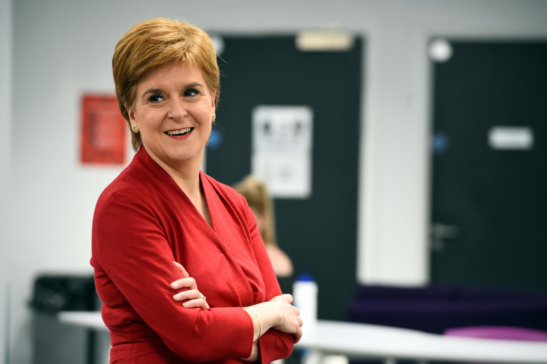 scotland premier minitre