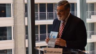 خليل جهشان، المدير التنفيذي للمركز العربي بواشنطن