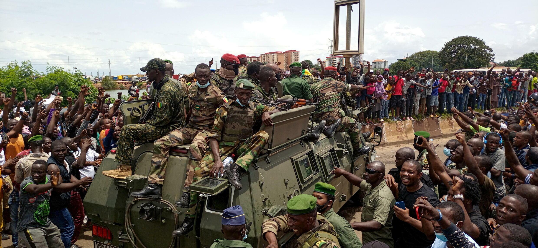 الانقلاب العسكري في غينيا (06 سبتمبر 2021)