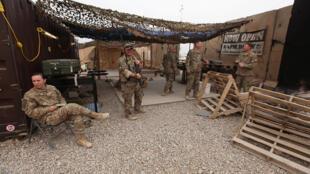 جنود أمريكيون في العراق