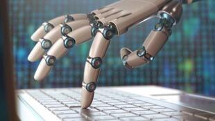 الذكاء الاصطناعي ( صورة تعبيرية)
