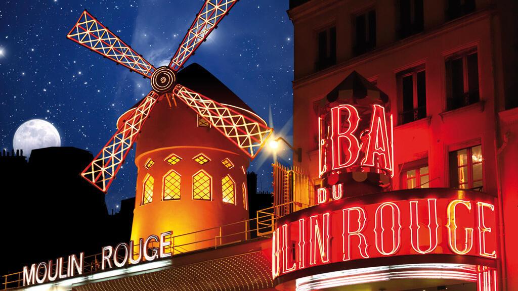 ملهى الطاحونة الحمراء (Moulin Rouge)