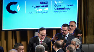 مفاوضات جنيف بين النظام السوري والمعارضة يوم 30 أكتوبر 2019