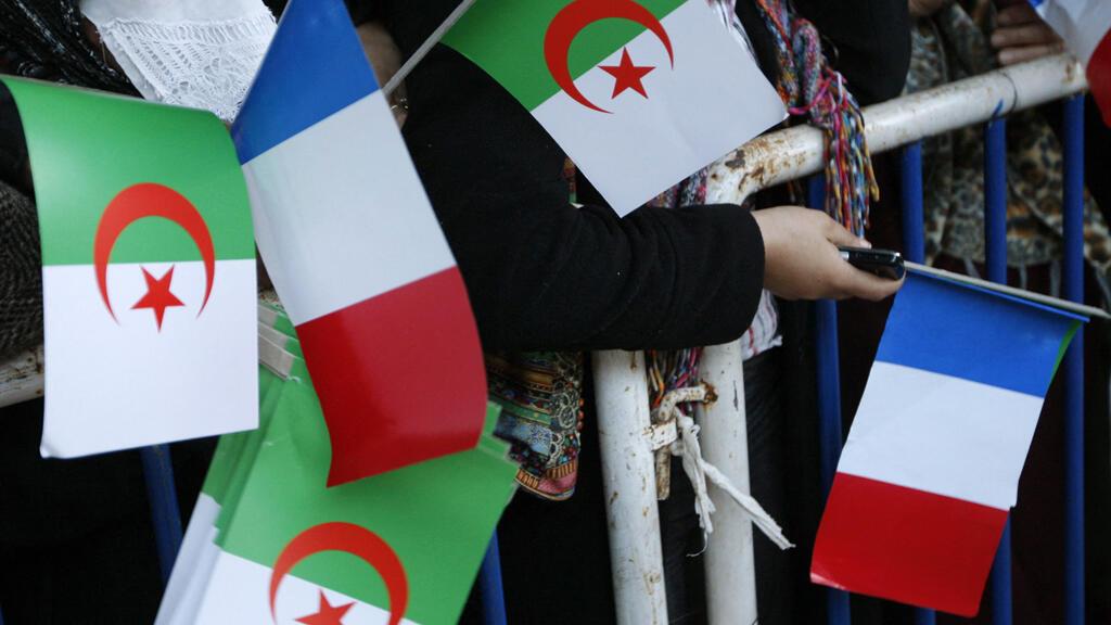 في العاصمة الجزائرية