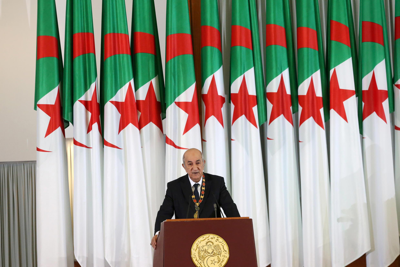 tebboune algerie deux
