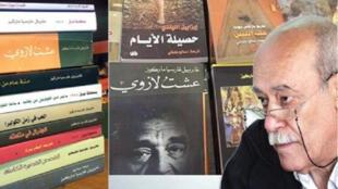المترجم الفلسطيني السوري صالح علماني -