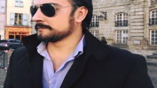 الكاتب والصحافي السوري مالك أبو خير