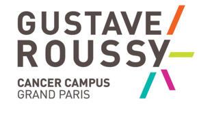 """شعار مستشفى """"غوستاف روسي"""" في باريس"""
