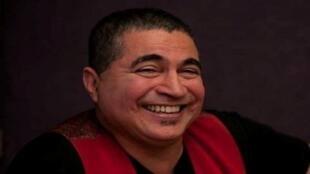 الكاتب المغربي ماحي بنبين