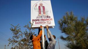POPE-IRAQ