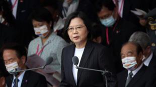 رئيسة تايوان تساي إينغ