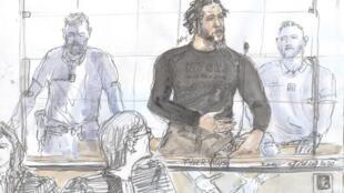 محاكمة تايلور فيلوس، أمير تنظيم الدولة الإسلامية