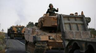 صورة لجندي تركي