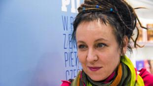 الكاتبة البولندية أولغا توكارتشوك
