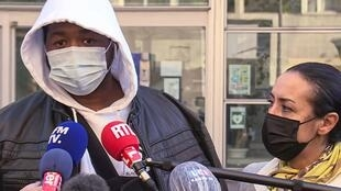 المنتج الموسيقي ميشيل ضحية اعتداء عناصر الشرطة الفرنسية