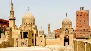 من الآثار التي تعود إلى الحقبة المملوكية في القاهرة