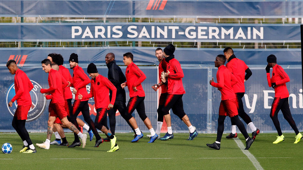 فريق باريس سان جرمان