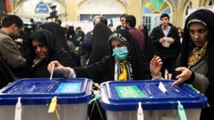 الانتخابات الايرانية