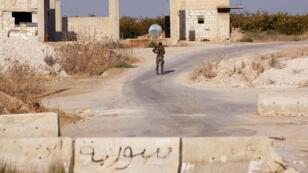 جندي سوري -