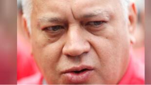 دايوسدادو كابيلو نائب رئيس الحزب الاشتراكي الفنزويلي