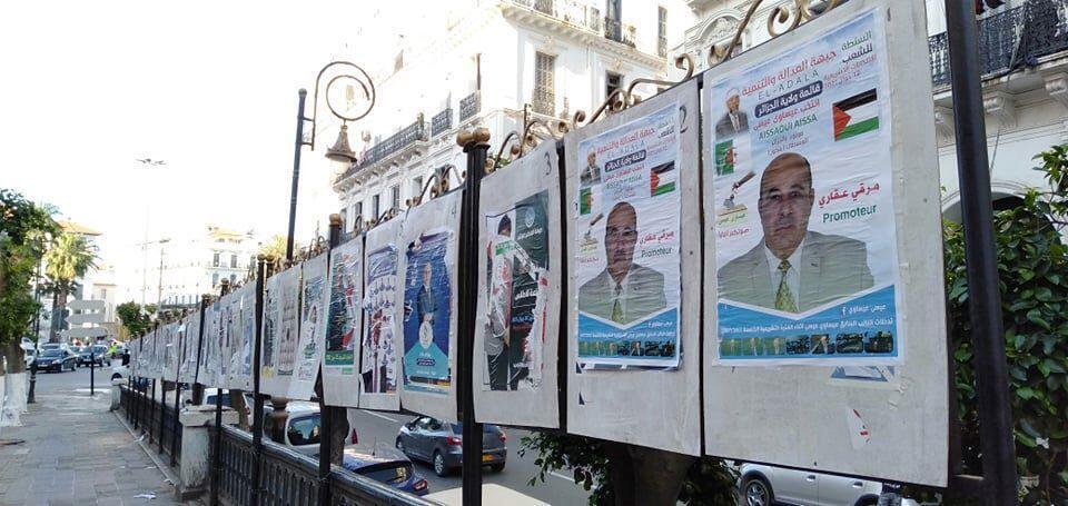 Elections législatives Algérie 8