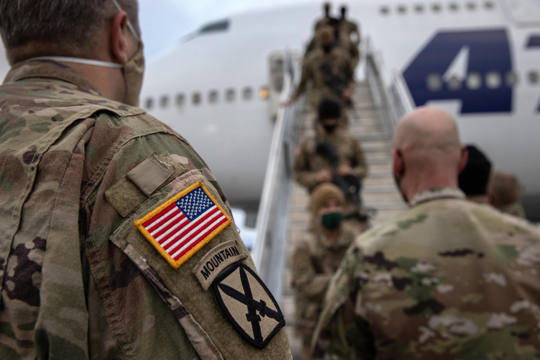 الانسحاب الأمريكي من افغانستان