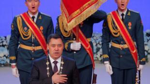 رئيس قرغيزستان صدير جاباروف