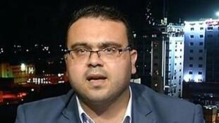 حازم قاسم المتحدث باسم حركة حماس في قطاع غزة
