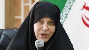 النائبة الإيرانية فاطمة رهبر التي قضت بفيروس كورونا