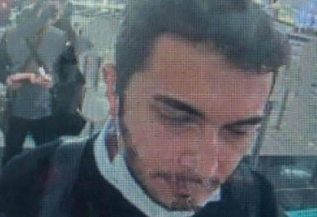 صورة لمؤسس شركة Thodex فاروق فاتح أوزير قيل إنها التقطت له في مطار اسطنبول