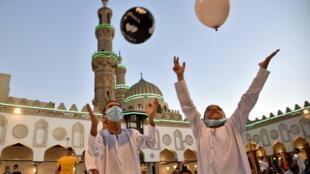 RELIGION-EID-EGYPT