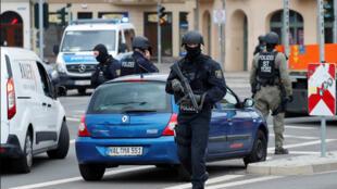 police-halle-allemagne09-10