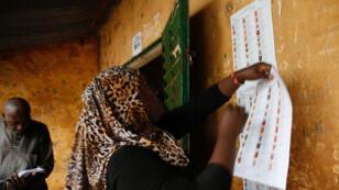اعداد مركز اقتراع في مالي