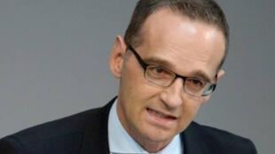 /  هايكو ماس  وزير الخارجية الألماني